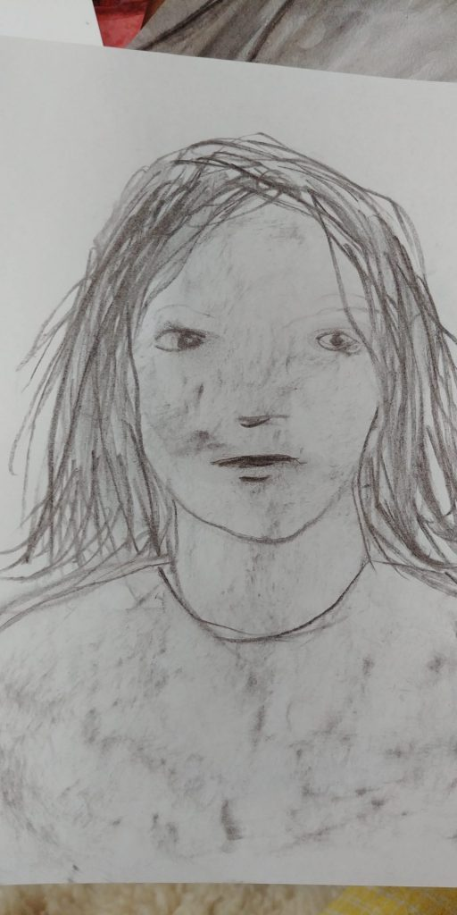 The Art of Covid- Covid Drawings Siobhan