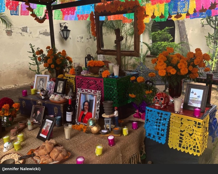 The Meaning Behind Six Objects onThe Art of Covid- Día de los Muertos Altars